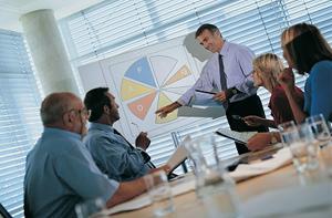 Проведение корпоративных тренингов